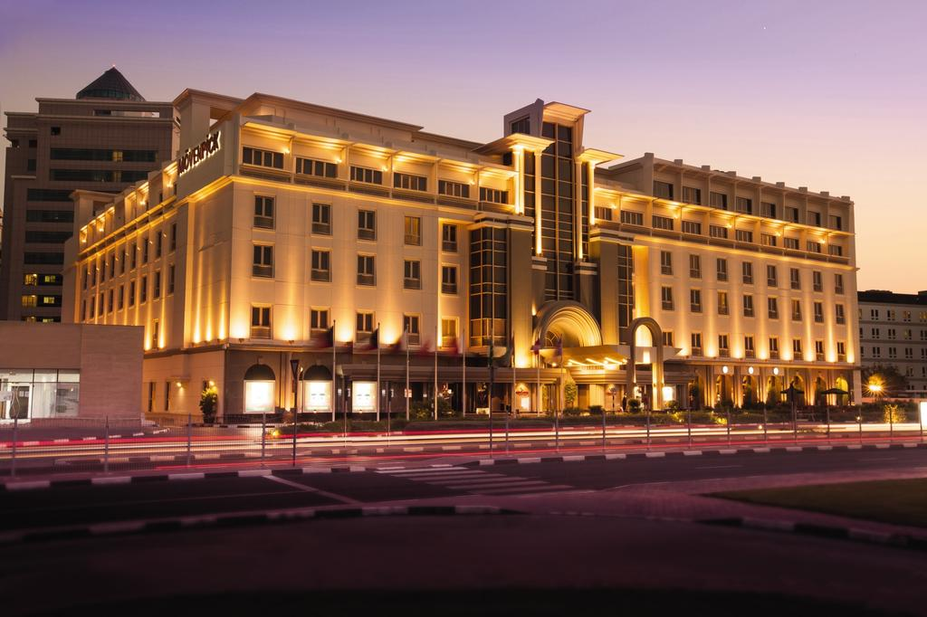 Hotels for brief Remain in Dubai