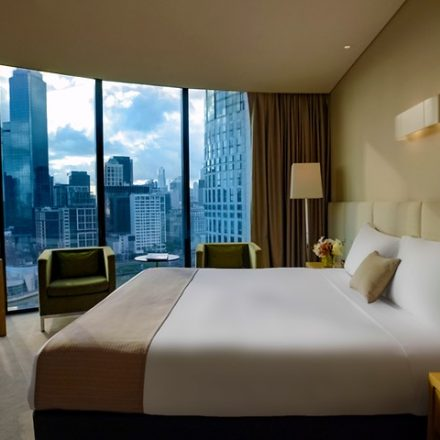 Best Three Four-Star Melbourne Hotels